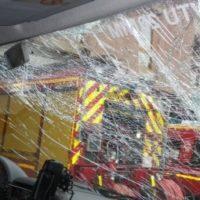 agressions sur les sapeurs pompiers