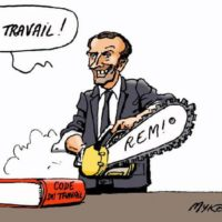 Modifications du code du travail par ordonnances