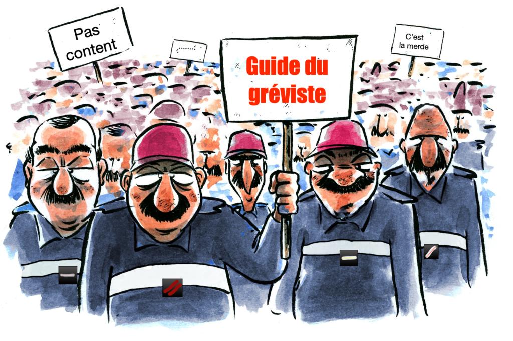 guide du gréviste